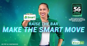 Hidilyn Diaz is the newest Smart Communications Ambassador