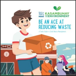 Year one of plastic neutrality: Nestlé PH recovers 27,000 tons of waste
