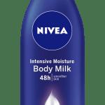 Get #InTENseMoisturizingBenefits with NIVEA Intensive Moisture Milk and achieve deeply-moisturized and repaired skin
