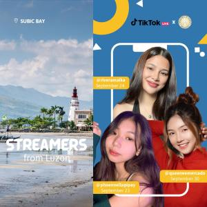 TikTok collaborates with the Department of Tourism for locally driven #GandaMoPinas campaign