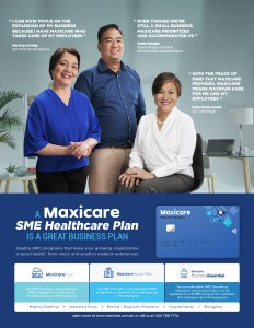 Marvin Agustin shares how he only trusts Maxicare SME Healthcare Plans