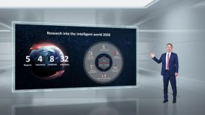 Huawei releases Intelligent World 2030 Report to explore trends in the next decade