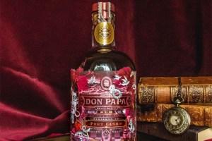 Don Papa Rum unveils the limited edition Port Casks