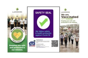 Landers Superstore gets DTI Safety Seal