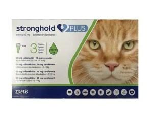stronghold plus pro velké kočky