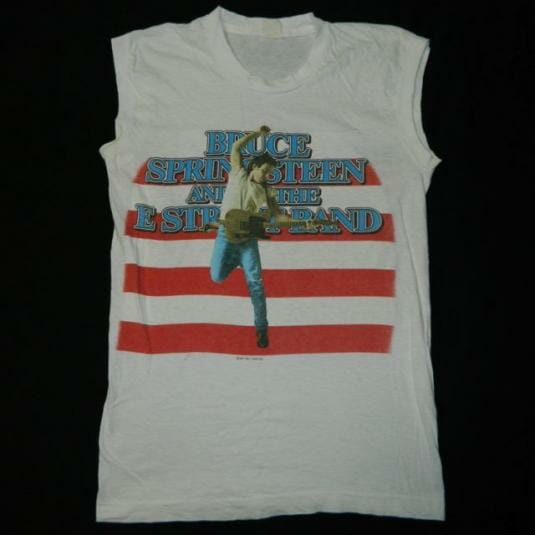 Nyc S Largest And Best Selection Of Bruce Springsteen T