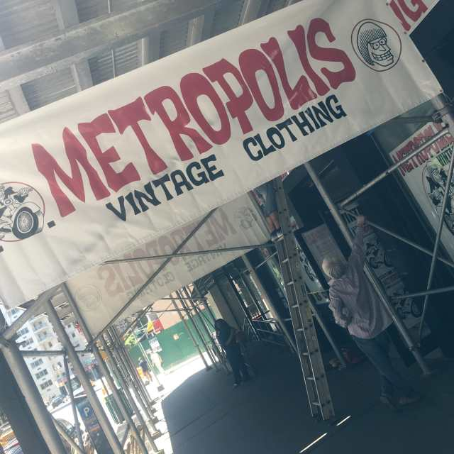 5a5ee6e4603b4 Metropolis Vintage Clothing