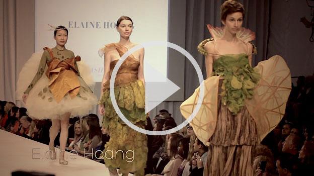 SAIC Fashion 2012 Runway Show