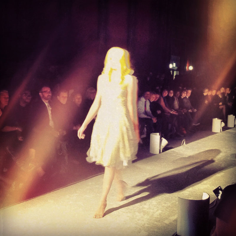 Fashion Focus Week Dress Code 2012 runway show