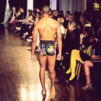 Design by Cleons shown at Next Fashion 2012 runway show at Germania Place during Fashion Focus Week Chicago.