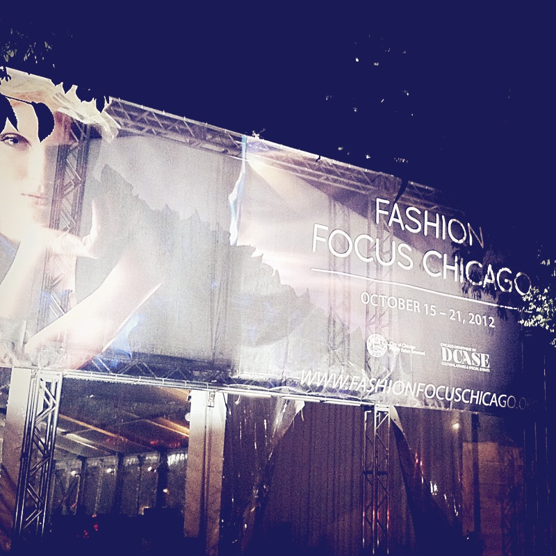Fashion Takes Flight the Fashion Focus Chicago headlining show and final challenge of Mario, Make Me A Model competition.
