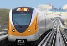 MEGA Metro Rail Project