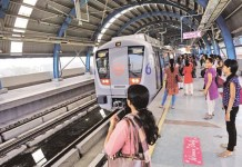 Delhi Metro becomes the world's seventh busiest metro rail network