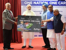 PM Modi launches mobility card for seamless travel through different metros