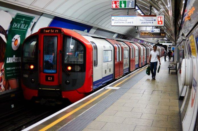 London's Underground, England, the United Kingdom (UK)