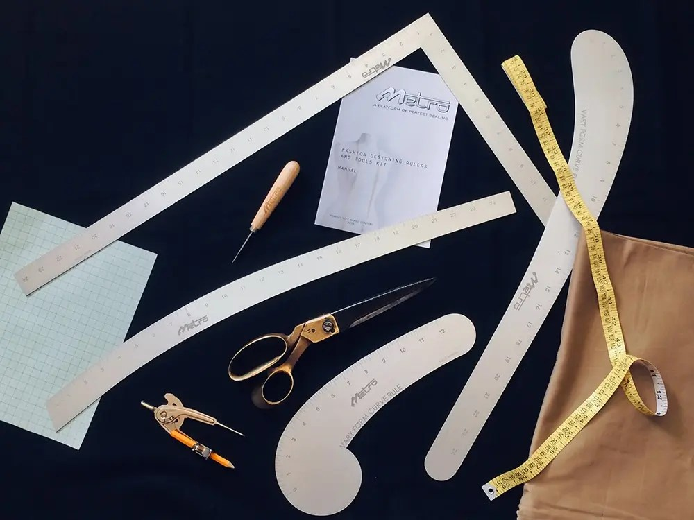 Pattern Drafting Tools And Their Uses Metro Rulers