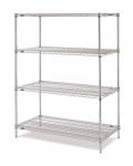 Metro 4-Shelf Complete Units