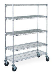 4 Tier Super Adjustable Wire