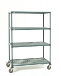 Super Erecta Pro 4 Tier Carts