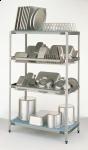 Stainless Steel Drop-in Racks