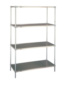 Solid Shelf Starter Unit