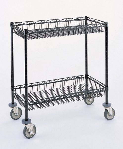 Basket Shelf Cart