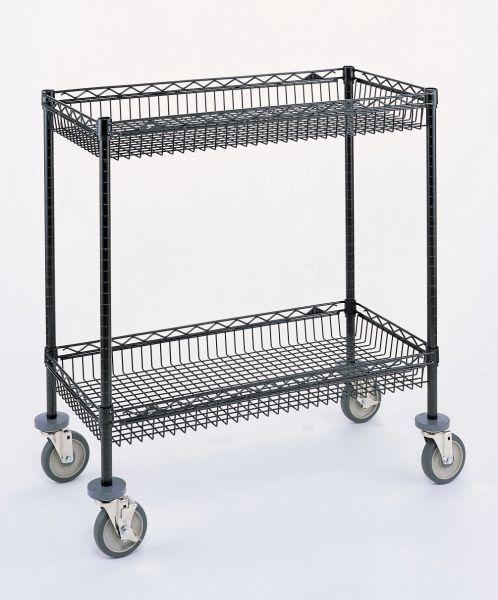 Basket Shelf Cart