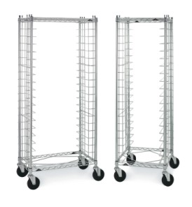 End Load & Side Load Wire Bun Pan Racks