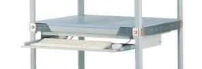 Slide Out Keyboard Shelf