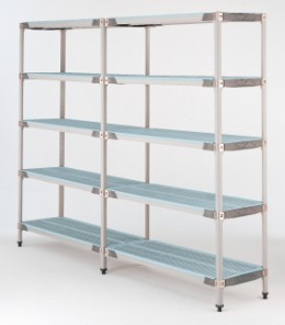 MetroMax i Shelving Starter and Add-On Units