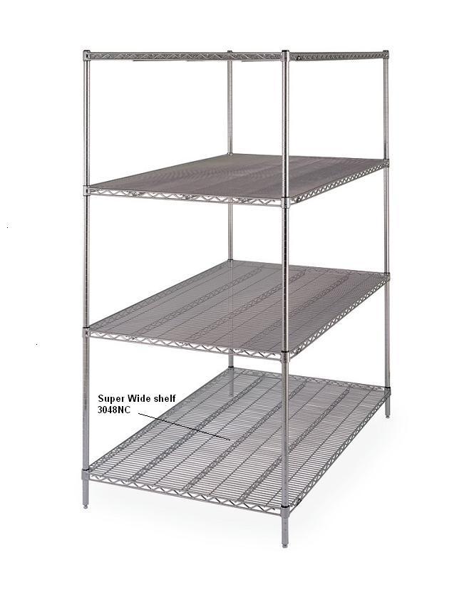 Metro Super Wide Shelf Units