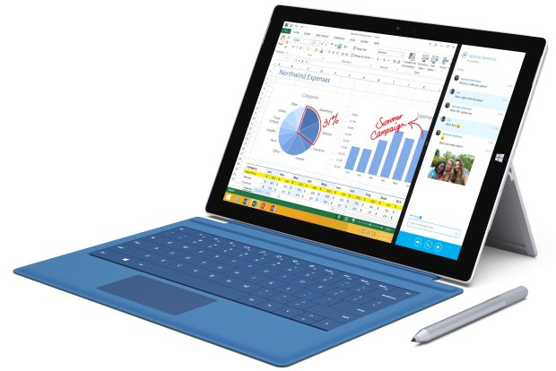 Surface Pro 3 Primary