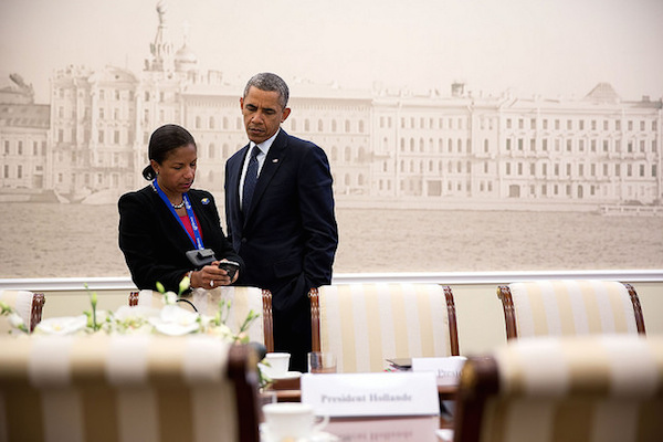 Image result for photos of barack obama and susan rice