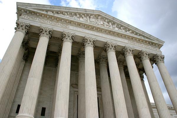 U.S. Supreme Court - Photo: Ian Koski, via flickr.