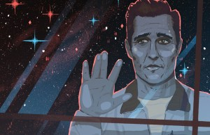 Interstellar – Illustration by Christopher Cunetto