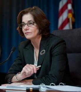 Ward 3 Councilmember Mary Cheh.