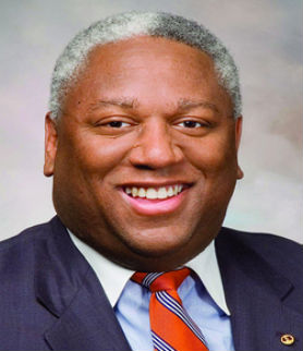 Sen. Don McEachin, D-Richmond