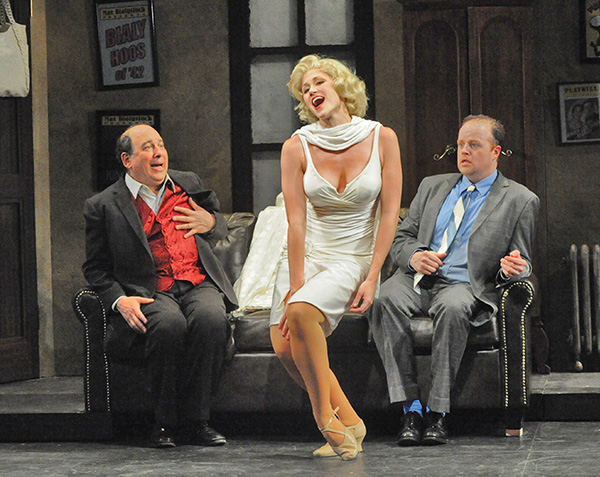 The Producers - Photo: Stan Barouh