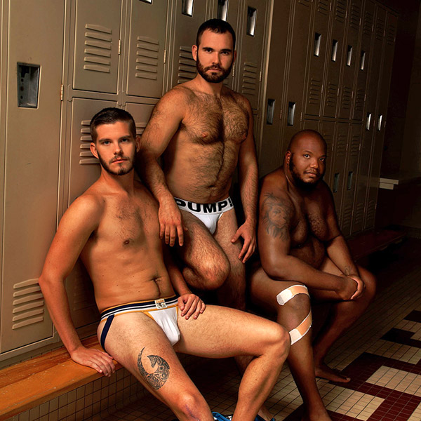 Jamie Williams, Joey Brakefield, Will Harmon