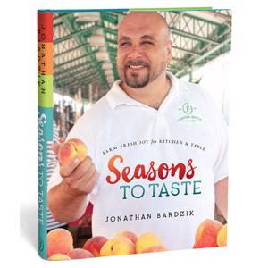 Season's to Taste cookbook