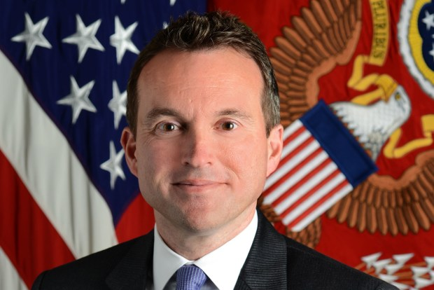 Eric Fanning (U.S. Army photo by Monica King/Released)
