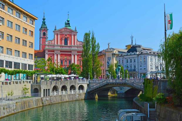 Ljubljana, Slovenia (Photo: Troy Petenbrink)