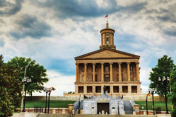 Tennessee State Capitol building - Photo: photoua