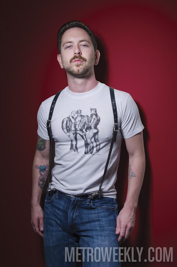 Coverboy: David -- Photo: Julian Vankim
