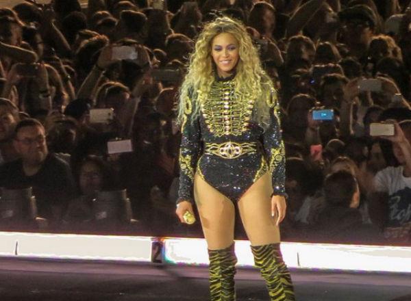 Beyonce in concert in Brussels - Photo: Franklin Heijnen, via Wikimedia.