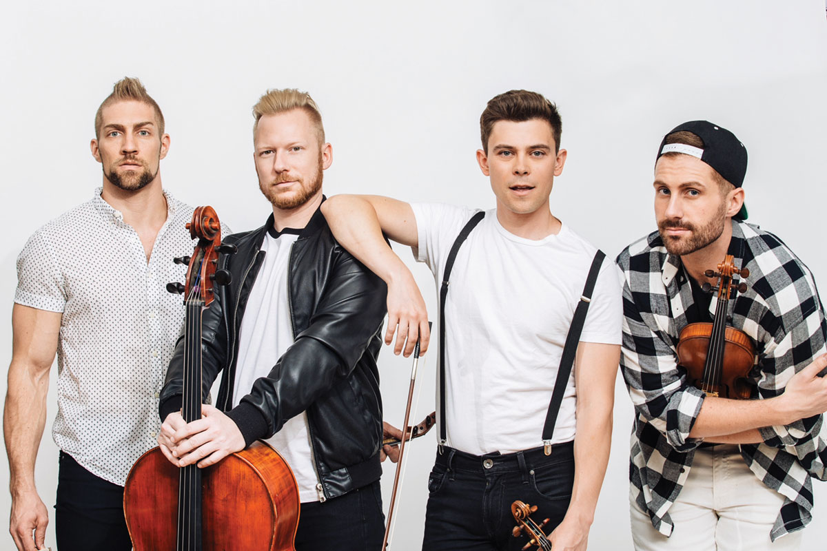 Well Strung Brings Its Unique Classical Music To The