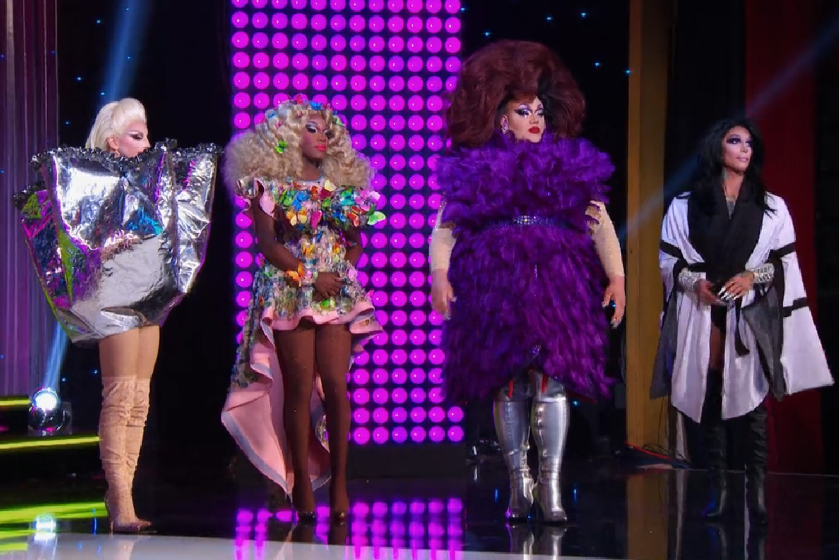 Rupaul S Drag Race Can T Escape The Sherry Pie Of It All