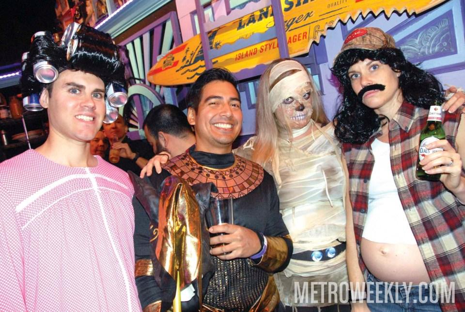 halloween, dc, gay news, metro weekly