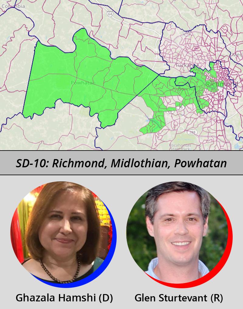 Virginia Senate District 10