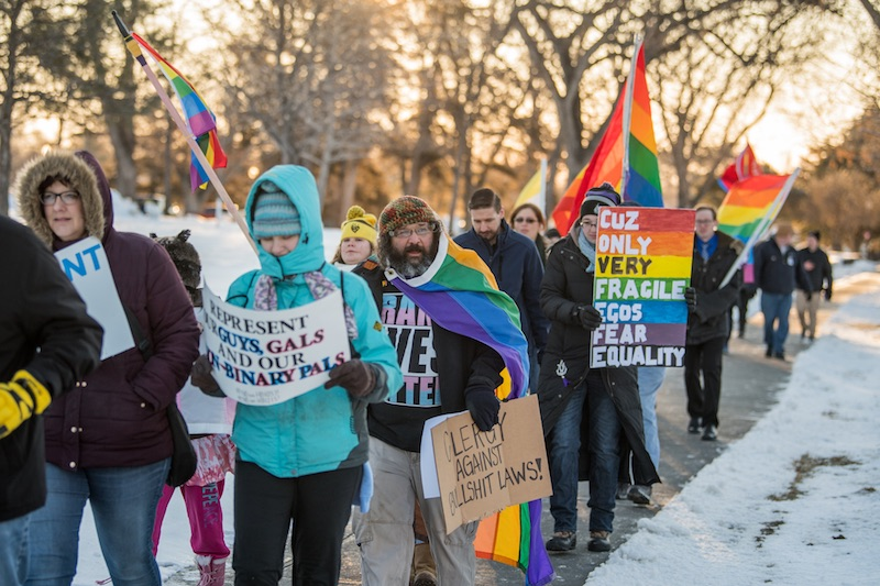 transgender, south dakota